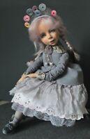 """OOAK artist Author's doll """"Canary"""""""