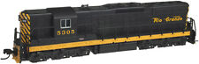 Rio Grande EMD SD-9 Diesel Locomotive Atlas #40 001 841 Cab #5313 N-Scale New