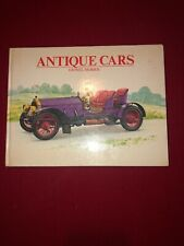 Book Antique Cars by Lionel Morris 1970