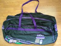 CCM Tacks Large Ice Hockey Roller Hockey Equipment Bag Used But Good Condition