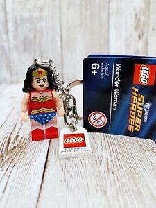 Lego Super Heroes, Wonder Woman Keyring - 853433