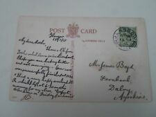 Genealogy PC: Mrs James Boyd Fernbank Dalry Ayrshire 1915 Family History §A1003
