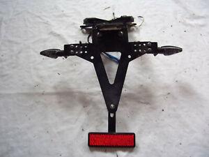 Kawasaki Z750 ZR750L Bj.07-12    Kennzeichenhalter + Blinker