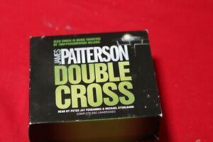 JAMES PATTERSON - Double Cross - Unabridged CD Audio Book - Alex Cross