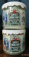 Bath & Body Works SUGARED SNICKERDOODLE 14.5 oz large  candle 3 wick HOLIDAY X2