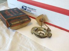 Chrysler products ignition breaker plate;  for 1935. NOS.    Item:  5176