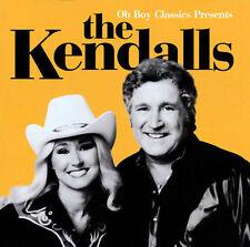 FREE US SH (int'l sh=$0-$3) NEW CD Kendalls: Oh Boy Classics Presents the Kendal