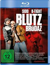 BLUTZBRÜDAZ (Sido, B-Tight) Blu-ray Disc NEU+OVP