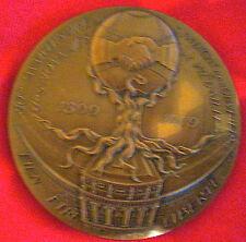 80 anniversaire du syndicat des ouvriers des monnaies et médailles signé GENDIS
