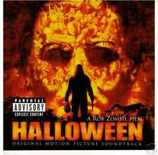 Halloween - 2007 - Original Movie Soundtrack CD