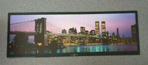 Brooklyn Bridge, New York ,Skyline, USA, America, Landscape,Art Print