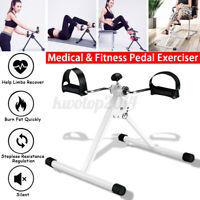 US Medical & Fitness Pedal Exerciser Upper & Lower Bike For Leg Arms Bum Workout