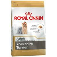 Royal Canin Dog Food Yorkshire Terrier 28 Dry Mix Coat Health, 1.5kg, Adult 10m+