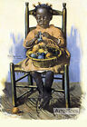 A Womans Work is Never Done by Harry Roseland (Art Print of Vintage Art) 11 x 15