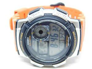 Casio Illuminator 3198 AE-1000W WR 100M Quartz Digital Men's Watch