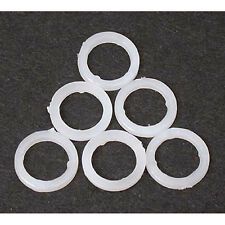 Traxxas Bandit 2wd Buggy 3685 Plastic Washers 5x8x1mm (6)
