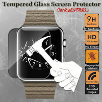 Apple Watch 2/3Series Premium Tempered Glass Film Screen Protector 38/42mm Cover
