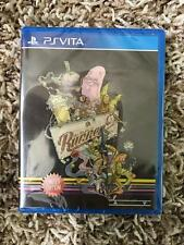 SOLD OUT RUNNER 2 SONY VITA LIMITED RUN GAMES #43 ONLY 3,500 MADE BRAND NEW!