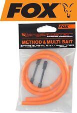 Fox Rangemaster Elastic spare – Ersatzgummis, Austauschgummi für Futterschleuder