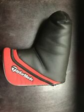 taylormade white smoke putter cover