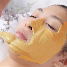 24K Gold Powder Gel Active Clay Powder Collagen Face Mask Facial Skin Care+ #L1