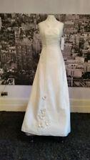 Robes de mariée ivoire en taffetas