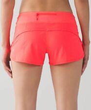 Lululemon Women S Orange Lululemon Speed For Sale Ebay