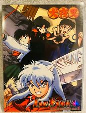 InuYasha the Tv series Volume 1 3 Dvd set