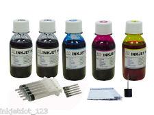 Refill ink for Canon PGI-225 CLI-226 PIXMA MX712 MX882 MX892 iP4920 5x100ml 1p