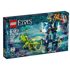 Lego 41194 Elves Noctura's Tower & The Earth Fox Rescue Brand new in sealed box