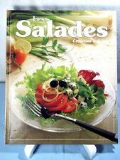 LES SALADES - CHRISTIAN TEUBNER - ÉDITIONS FRANCE LOISIRS 1986 TBE*