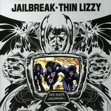 Thin Lizzy - Jailbreak [New CD] Rmst