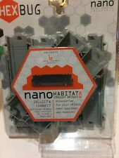HEX BUG NANO HABITAT 6 EASY CONNECT STRAIGHT BRIDGES!  (477-1442) NEW IN PACKAGE