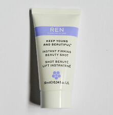 REN Keep Young & Beautiful - Instant Firming Beauty Shot 10ml NEW