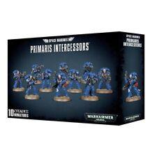 Space Marines Primaris Intercessors Warhammer 40k
