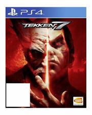 Tekken 7 (PlayStation 4, 2015)