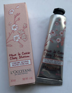 L'Occitane Shea Butter Enriched Cherry Blossom Hand Cream  30ml Boxed