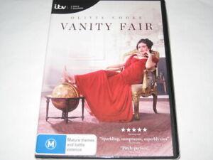 VANITY FAIR series olivia cooke DVD R4 NEW/SEALED