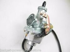 Carburetor PZ30 Carb 200cc 250cc Cable Choke Dirt Bike ATV Taotao SunL JCL 30mm