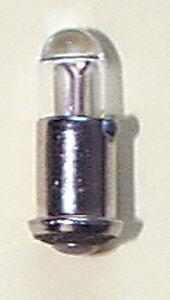 Mini Micro Lamp Bulb 1.5V 0.06A 0.09W Ø4.2x14mm 4.8x16 mm 9514