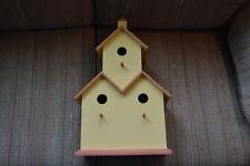 Garden Gates Design Birdhouse (c) 2000 Distributed by Jo ann Stores Inc.