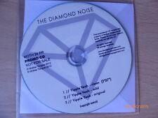 The Diamond Noise - Yippie Yeah Promo CD (2012)