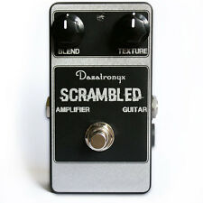 DAZATRONYX - SCRAMBLED!  Ampeg Scrambler Clone Pedal for Guitar or Bass