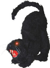Morris Costumes Cat With Lights Sound Black Prop. SS89253
