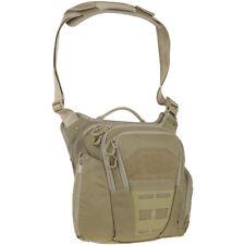 Maxpedition AGR Tactical Veldspar Shoulder Bag Military Hex Ripstop CCW Pack Tan