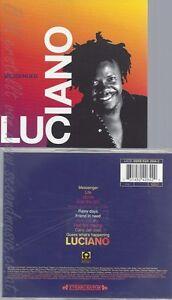 CD--LUCIANO -1996- -- MESSENGER
