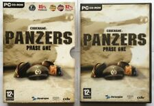 Codename: Panzers Phase One PC CD-ROM