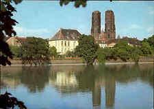 Breslau Wrocław Ostrow Tumski color Postkarte Ansichtskarte ungelaufen ca. 1985