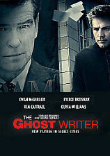 The Ghost (DVD, 2010)