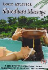 Learn Ayurveda Shirodhara Massage [DVD] Region:2 Discs:1 Fitness New Gift U